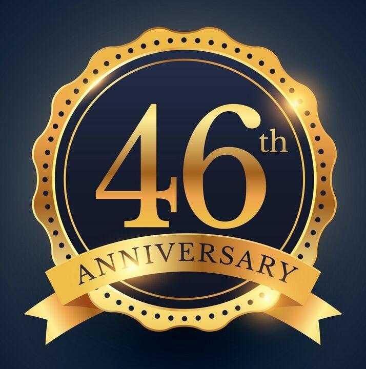 46th Anniversary